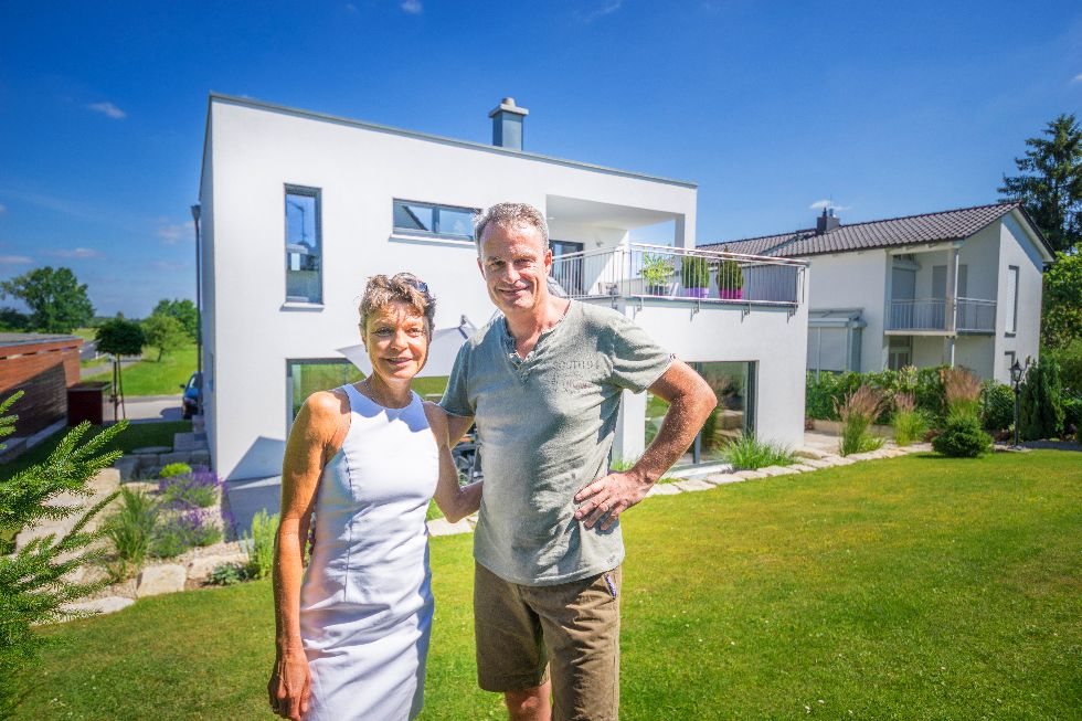 Einfamilienhaus Bauhaus 190