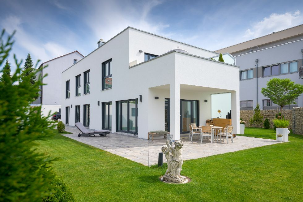Einfamilienhaus Bauhaus 333