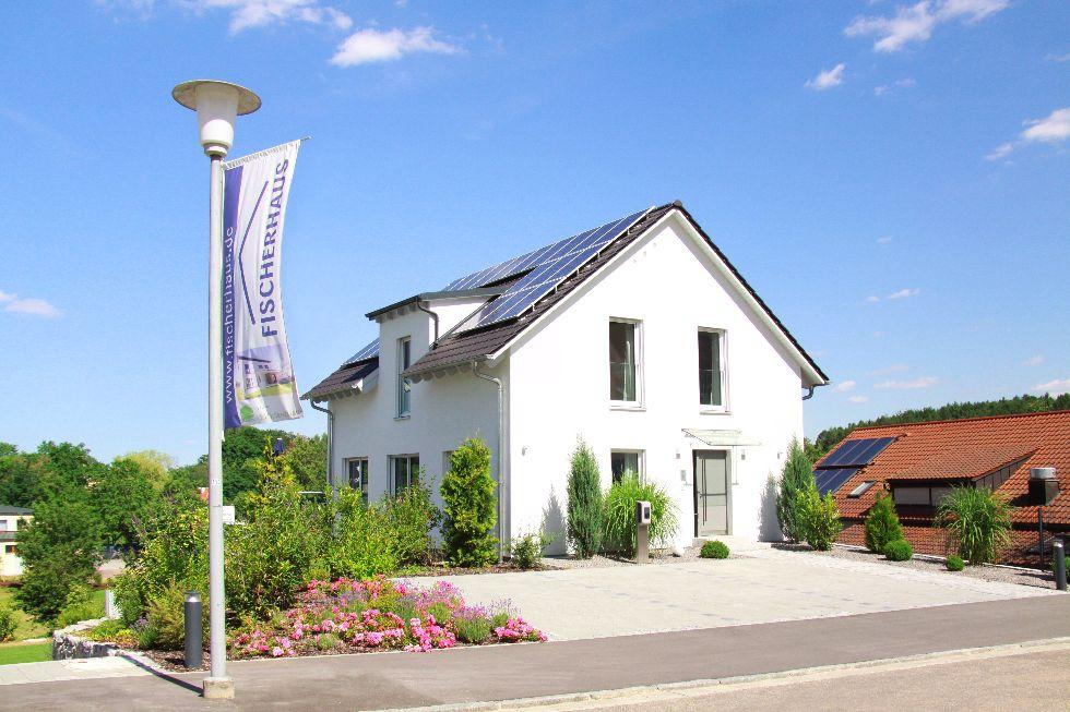 Einfamilienhaus Musterhaus Seegarten