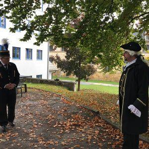 Bergmann und Oberverweser