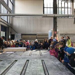 Besuch in der FischerHaus-Produktion