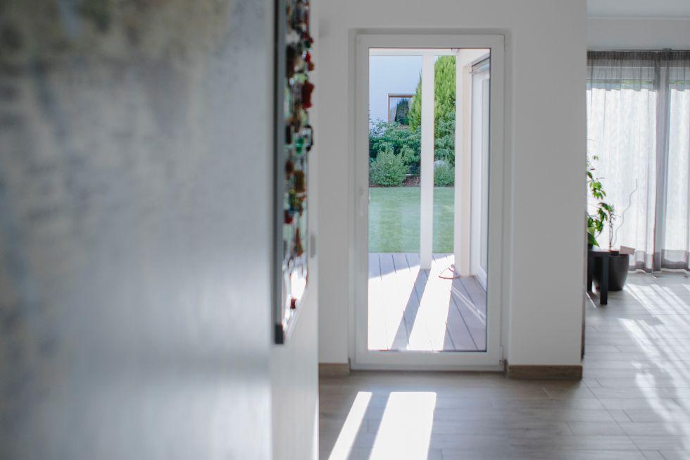 Bodentiefes Fenster