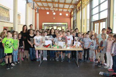 """Die Gewinner des Schulprojektes """"Erlebnis-Kunstwerk"""" stehen fest!"""