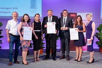 Bayerischer Familienunternehmer des Jahres 2018