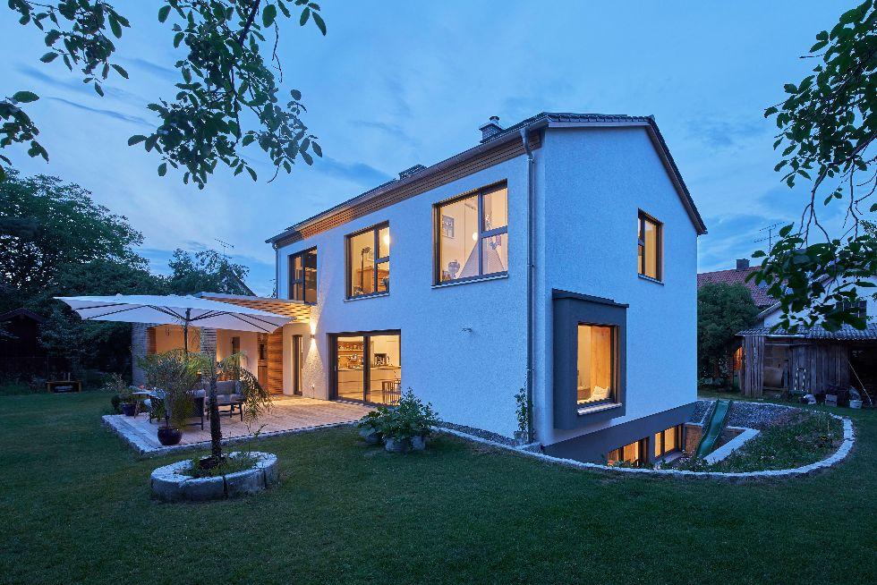 Einfamilienhaus Modern 169