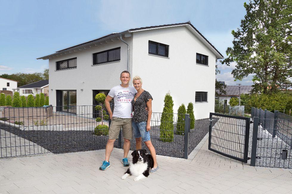 Einfamilienhaus Modern 166